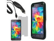 Infuse Shell Case For Samsung Galaxy Grand Prime G530H Screen Car Charger
