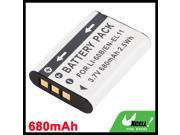 Camera Battery LI-60B EN-EL11 for Olympus FE-370 C-575 C575 FE370 X880 X-880