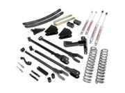 Rough Country 580.20 6-inch 4 Link Suspension Lift Ford F-250/F-350 Super Duty
