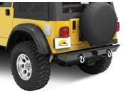 Bestop 42903-01 HighRock 4x4 Rear Bumper