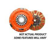 Centerforce DF014040 Centerforce Dual Friction Clutch Kit