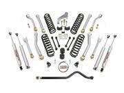 ReadyLift 49-6492 Spring And Arm Kit Fits 07-15 Wrangler (JK)