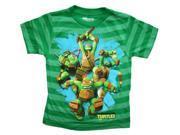 Teenage Mutant Ninja Turtles Boys T Shirt