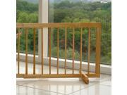 Step Over Pet Gate Extension - Natural - SGX-N