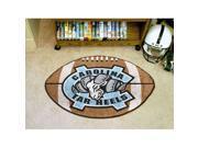 "UNC - Chapel Hill NCAA Football"" Floor Mat (22""x35"") Ram Logo"""