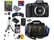 Canon 7d EOS 7D 18MP CMOS DSLR Camera Body + 16GB Deluxe Accessory Kit