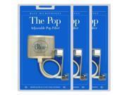 Blue Microphones The Pop Universal Pop Filter 3-pack