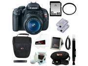 Canon t3i Canon EOS Rebel T3i DSLR Camera & EF-S 18-55mm f/3.5-5.6 IS Type II Lens Kit + best Lens Kit