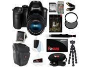 Samsung NX30 Mirrorless Digital Camera with 18-55mm Lens+ FREE $100 Focus Gift Cardand 32GB Deluxe Accessory Kit
