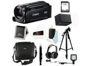 Canon VIXIA HF R50 HD Camcorder + 64GB Deluxe Accessory Kit