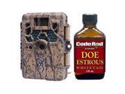 Browning Range Ops XR Trail Camera with FREE Code Red Doe Estrous