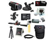 Replay XD Prime X 1080P HD Action Camera with Wi-Fi and 32GB Deluxe Accessory Kit