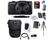 Canon PowerShot SX710 IS Digital Camera with 32GB Deluxe Accessory Bundle