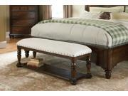 Saddle Ridge Bed Bench