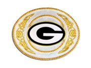 Large Green Bay Packers Belt Buckle
