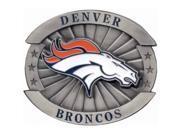 Denver Broncos Belt Buckle