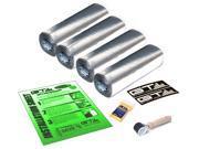 GTMAT Pro 50mil 12 sqft Sheets Door Kit Automotive Sound Deadener Insulation Rattle Eliminator Installation Kit