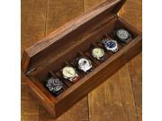 Relic Series Heirloom 6-pc Watch Box (MSRP:$160)