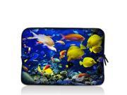 """Underwater World 13"""" 13.3"""" inch Notebook Laptop Case Sleeve Carrying bag for Apple Macbook pro 13 Air 13/Samsung 530 535U3/Dell XPS inspiron 13/ ASUS/SONY SD4/ACER 13/ThinkPad X1 L330 E330"""