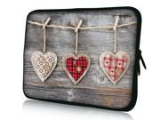 """Three Heart 11.6"""" 12.1"""" inch Notebook Laptop Case Sleeve Carrying Bag for Google 11.6"""" Chromebook/DELL E6230 XT2 XPS Duo/Samsung 350U 400B/ASUS B23/HP 4230S/TOSHIBA U920T"""