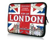 "POP-UP London 14"" 14.4"" inch Notebook Laptop Case Sleeve Carrying Bag for Lenovo Y480/ASUS A43 N46 X84/Samsung 530 Q470/DELL Inspiron 14R Vostro 1450/HP DV4/Thinkpad E420"