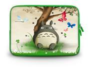 """17.1"""" 17.3"""" inch Laptop Bag Sleeve Case for Apple MacBook pro 17/Dell Inspiron 17R Alienware M17x/Samsung 700 Sony Vaio E 17/HP dv7 ENVY 17/Asus G74 K73 N75 A93 Totoro"""