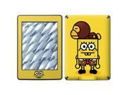 For Amazon Kindle Paperwhite Skin SpangeBab SquarePants Full Body Decals Protector Stickers Covers - AKP1325-56
