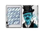 For Amazon Kindle Paperwhite Skin Mr Blue Full Body Decals Protector Stickers Covers - AKP1325-07