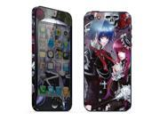 For Apple iPhone 5 Skins Night Of Love Full Body Decals Protector Stickers Covers - MAC1208-205