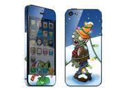 For Apple iPhone 5 Skins CoolZombies Full Body Decals Protector Stickers Covers - MAC1208-121