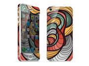 For Apple iPhone 5 Skins Colored Spin Full Body Decals Protector Stickers Covers - MAC1208-59