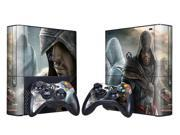 For Microsoft Xbox 360 E Skins Console Stickers Personalized Games Decals Wiht Controller Protector Covers - BOX1330-102