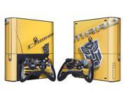 For Microsoft Xbox 360 E Skins Console Stickers Personalized Games Decals Wiht Controller Protector Covers - BOX1330-38