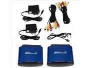 PAT 530 Wireless AV Sender Audio Video Transmitter Receiver IR Remote CN121-NE1