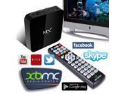 Android Dual Core Smart TV Box Media Player Mini PC 1080P WIFI HDMI XBMC CN126