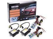 55W HID Xenon Light Headlight Lamp Conversion Kit H7 8000K Replacement Bulb MA99