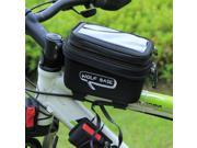 Xcsource® Riding Bicycle MTB DH Cycling Frame Pannier Front Cell Phone Tube Bag CS097