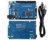 XCSOURCE® Leonardo R3 Pro Micro ATmega32U4 Board Arduino Compatible IDE + USB cable TE169