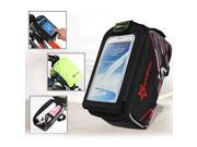 XCSOURCE® ROCKBROS Bicycle Frame Pannier Front Tube Case for Samsung Note 2 3