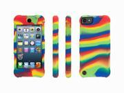 Griffin Primary Color Swirl Survivor Skin for iPod touch (5th gen.)   6-foot drop protection in a silicone skin.