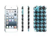 Griffin Exposed Case for iPod touch (5th gen.), houndstooth   Hard-shell transparent case with bold graphics