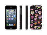 Griffin Black/Pink Wise Eyes Hard Shell Owl Case for iPhone 5   Hard-shell case that gives a hoot
