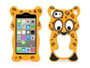 Griffin Cheetah KaZoo Protective Animal Case  for iPhone 5c   Fun animal friends for iPhone 5c