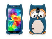 Griffin Owl KaZoo Protective Animal Case for Samsung Galaxy S5   Your Galaxy S5, now as fun as a zoo full of animals!