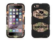 Griffin Obsession/Black Survivor All-Terrain in Mossy Oak® Camo for iPhone 6/6s Plus   Real-world proven protection with Rotating Belt Clip