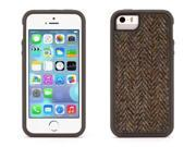 Griffin Brown Harris Tweed Identity Protective Case  for iPhone 5/5s   Style and protection in a two-piece case