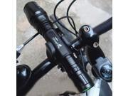 UltraFire 2000Lm CREE XM-L T6 LED ZOOMABLE Bicycle Head Front Flashlight Lamp + Mount