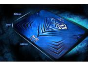 Waterpoorf fashion comfortable soft AULA Ghost Shark Cool Ergonomics Mouse Pad mat Antiskid  Anti skid
