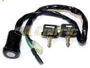 Ignition Key Switch Honda TRX 400 EX 1999 2000 2001 2002 / EX Sportrax 2003 2004