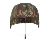 Creative Camouflage Helmet Umbrella